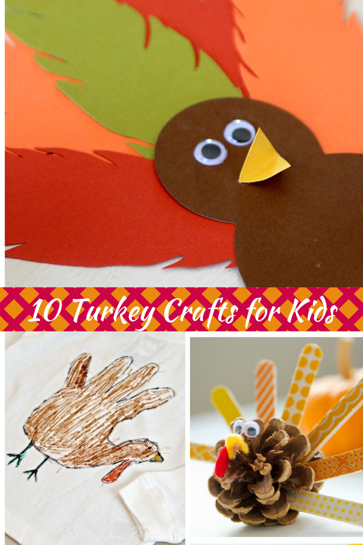 as your looking through all of these new crafts i would like to ask you which one you would most like to make and why as charlie cant wait to make the - Pictures Of Turkeys For Kids 2