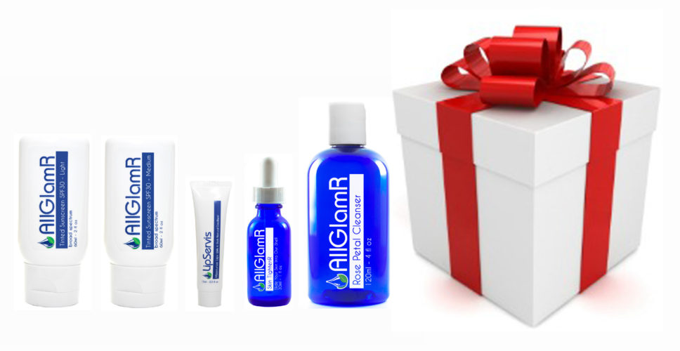 The AllGlamR Gift Box