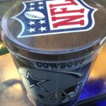 Dallas Cowboys Popcorn Tin from Gourmet Gift Baskets