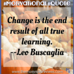 Motivational Quote Leo Buscaglia