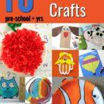 10 Quick Kids Crafts