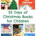 25 Days of Christmas Books with Printable Calendar