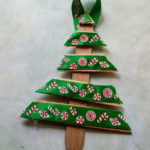 Ribbon Craft Tree Craft