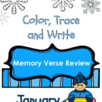 Homeschooling Resources Memory Verse Review