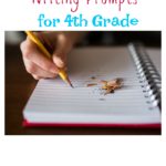 Valentines Day Writing Prompts for 4th Grade