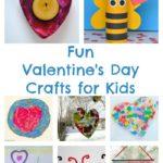 22 Fun Valentine's Crafts for Kids