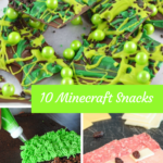 Homeschooling In Texas 10 Minecraft Snacks